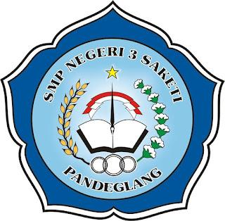 logo smpn 3 saketi