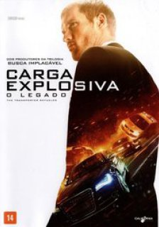 Carga Explosiva: O Legado (2015) Dublado - Download Torrent