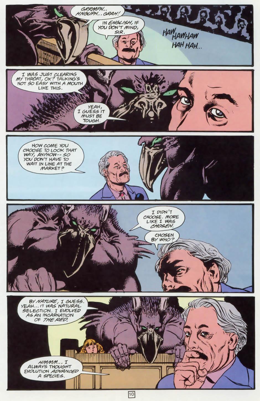 Read online Animal Man (1988) comic -  Issue #73 - 11