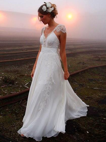 Resultado de imagen de vestidos de novia frescos y sencillos