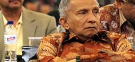 Amien Rais Tegaskan Reklamasi Jakarta untuk Kepentingan China