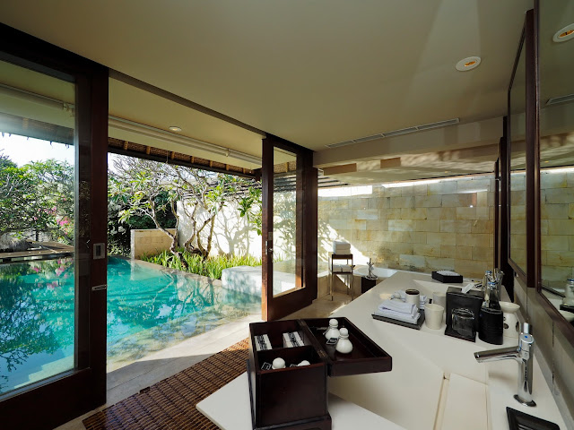 The Bale Nusa Dua bali private pool villa