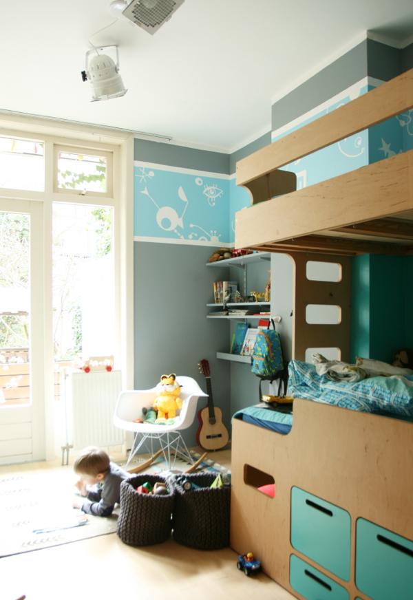 35dd2bd08d9 VM designblogg: Παιδικό Δωμάτιο για Αγόρια