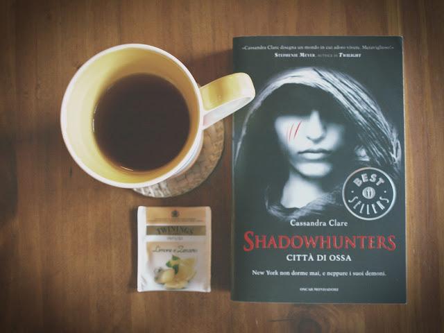 Shadowhunters città di ossa cassandra clare