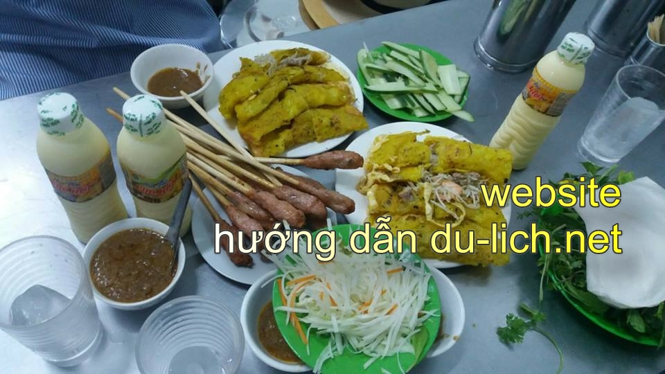 Đà Nẵng có rất nhiều món ăn ngon mà lại rẻ