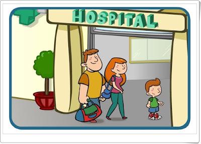 Ven conmigo al hospital Actividad de la Junta de Andalucía Educación Primaria