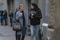 Krysten Ritter and Rachael Taylor in The Defenders Series (17)