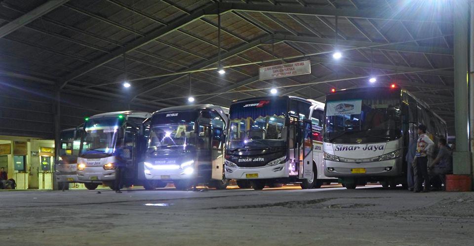 Harga Tiket Dan Kontak Agen Bus Sinar Jaya
