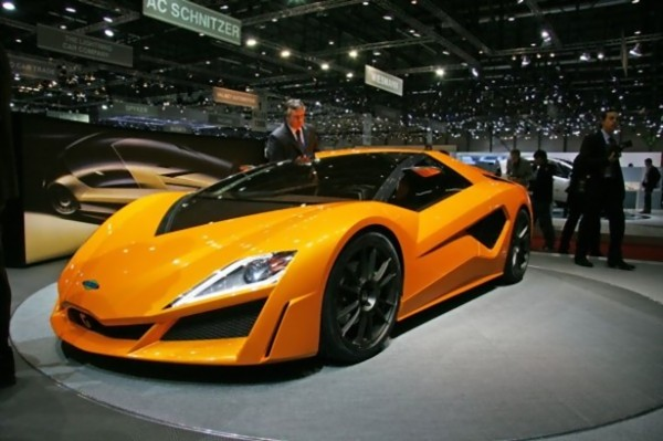 This Hybrid Car Sport Is A Radical New 2 Seater Sports Coupe From Featuring Parallel Motor Futuristic Interiors