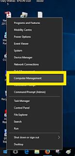 Cara Menambah Kapasitas Drive C windows 10