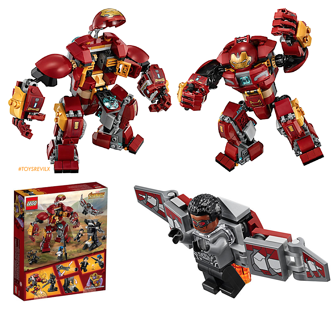 Lego Avengers Infinity War Ausmalbilder: These LEGO Playsets For AVENGERS: INFINITY WAR Might Or