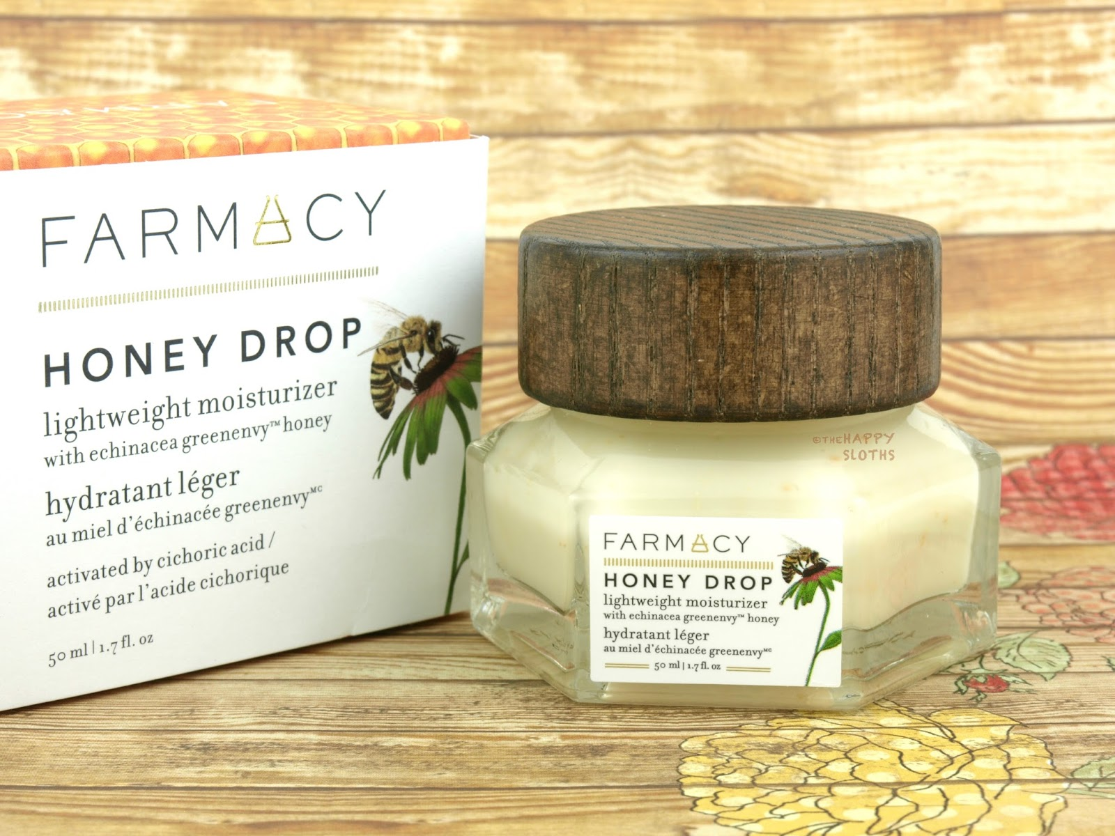Farmacy Honey Drop Lightweight Moisturizer: Review