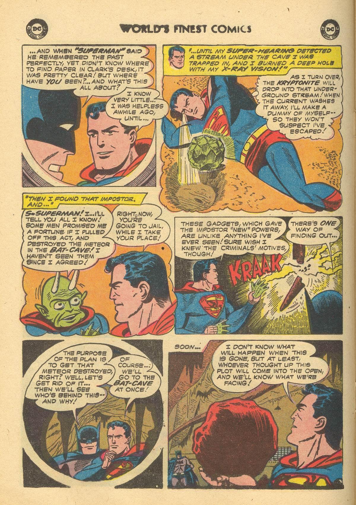 Read online World's Finest Comics comic -  Issue #105 - 12