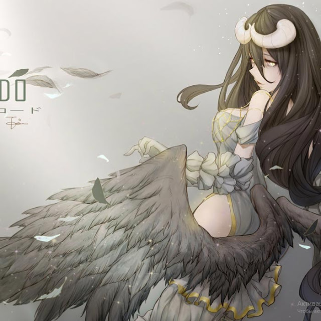 Overlord - Albedo Wallpaper Engine