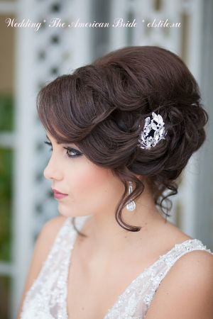 sexy wedding hairstyles for short hair