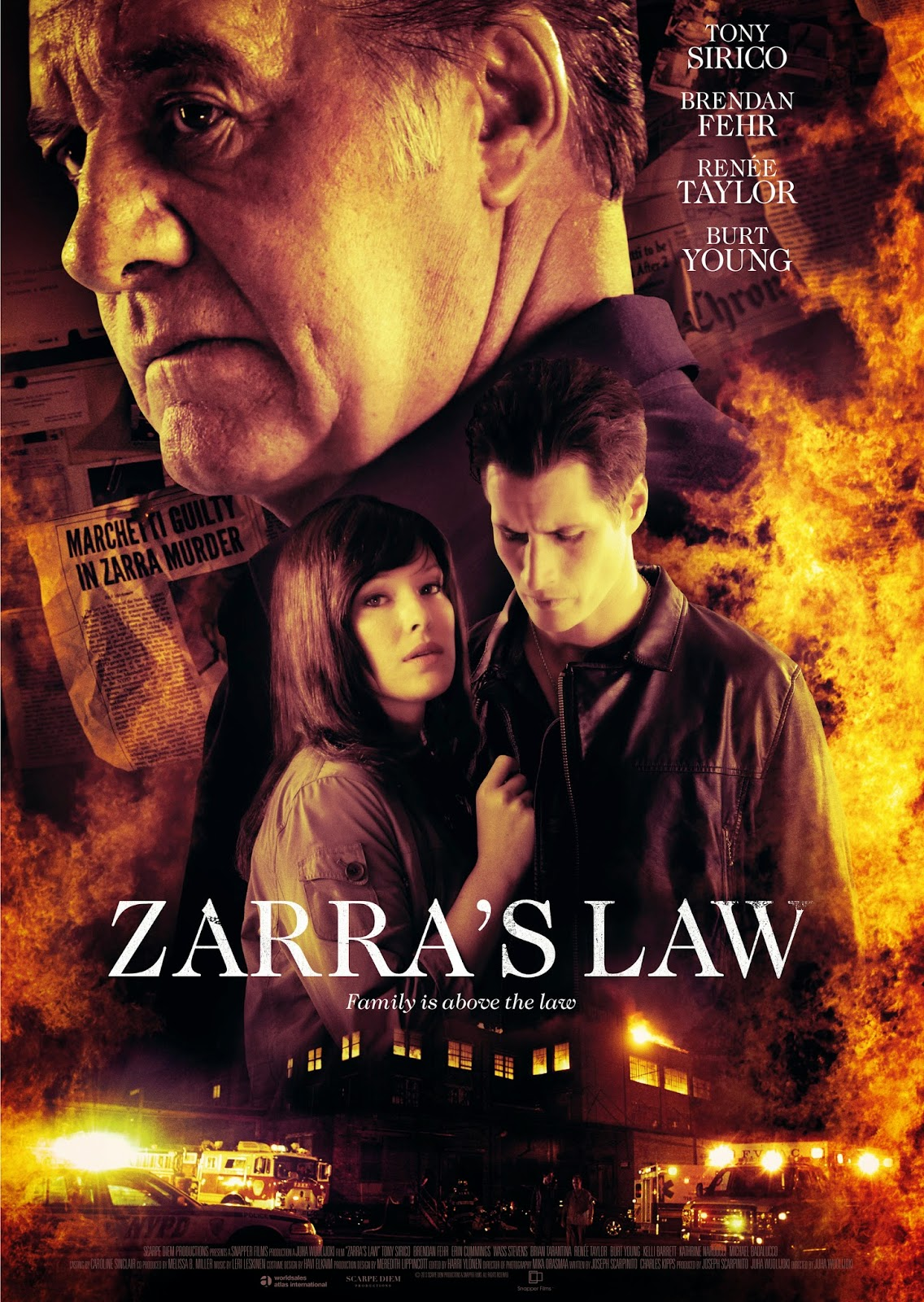 Zarra's Law (2014) ταινιες online seires oipeirates greek subs