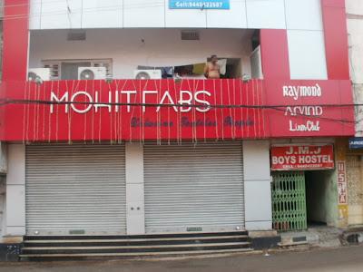 MOHIT FABS narayanaguda