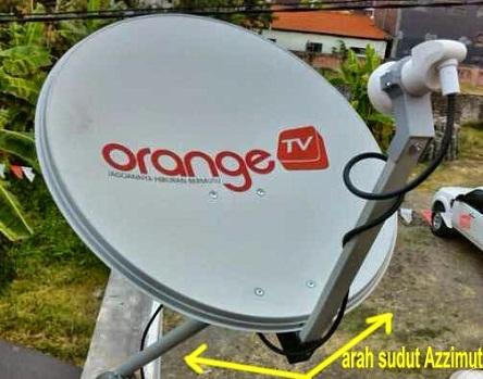 Cara Setting Orange TV Dengan Benar