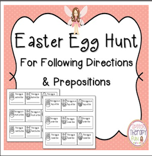 the best of teacher entrepreneurs ii free language arts lesson easter egg scavenger hunt clues. Black Bedroom Furniture Sets. Home Design Ideas