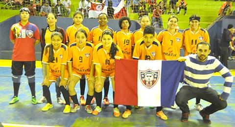 f516be04f1 Feminino do URSO termina com o vice no Regional de Futsal