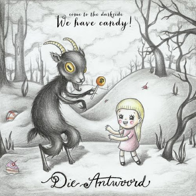 "DIE ANTWOORD ""WE HAVE CANDY"""