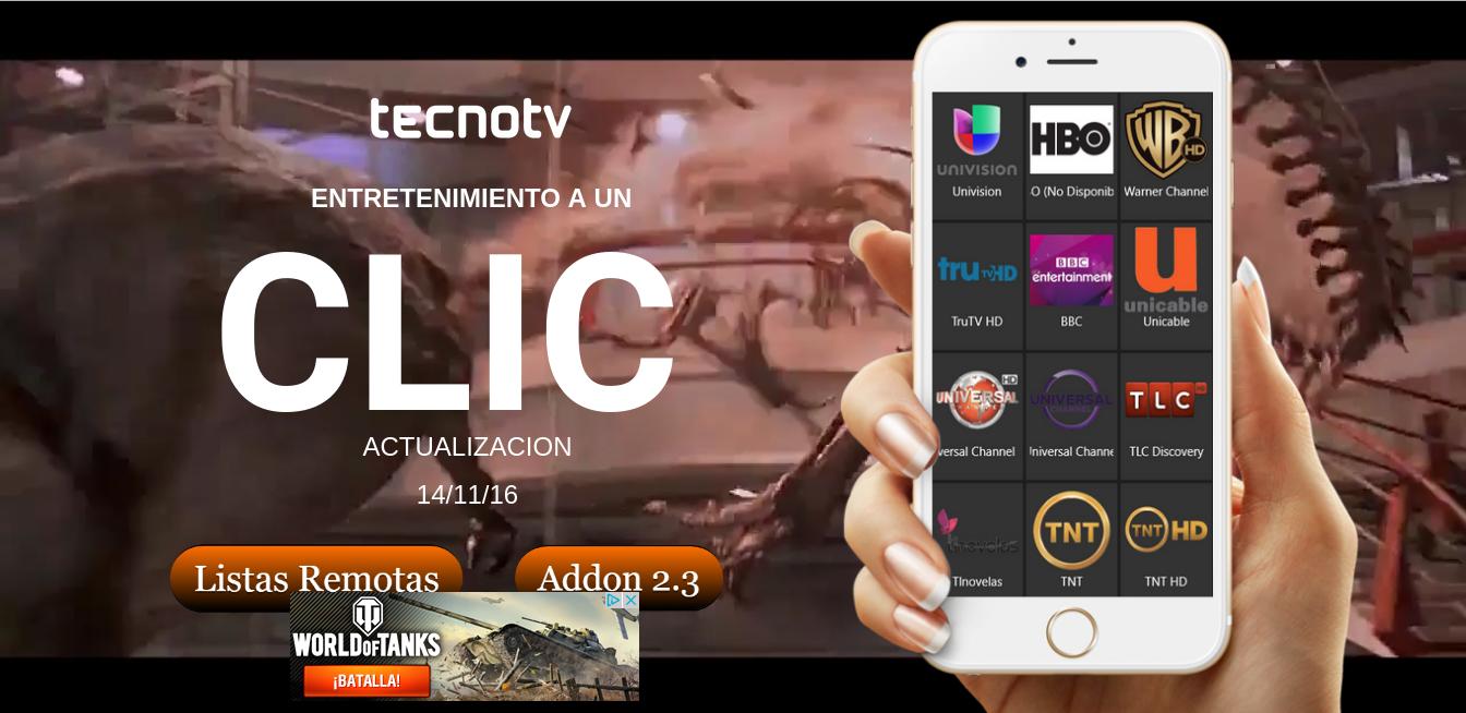 TecnoTV: Canales movistar españa en kodi y Lista M3U