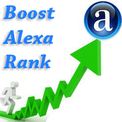 The Alexa ranking is i of many ranking systems based on how many visitors a website rec viii Tips for Boosting Your Blog's Alexa Rank