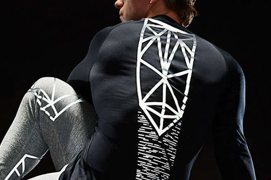 3M 重新開發用於運動服飾的「炭黑」反光技術 | 3M Reinvents Reflective Material For Activewear With Carbon Black Technology