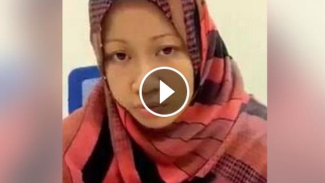 VIDEO: Setelah Ditemui KBRI, Ini Pernyataan Dari Aciah Atau Elisa Poetre Karawang