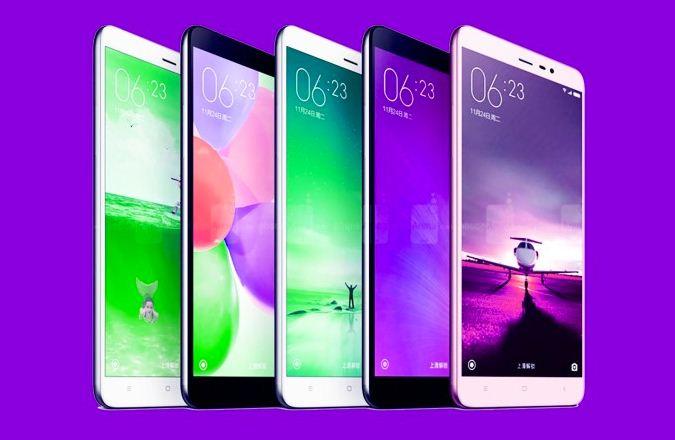 Xiaomi Redmi Y1 vs Xiaomi Redmi Note 4: that one is your alternative
