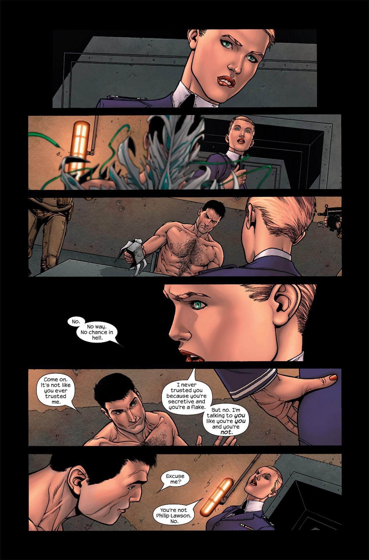 Read online Ultimate Secret comic -  Issue #2 - 8