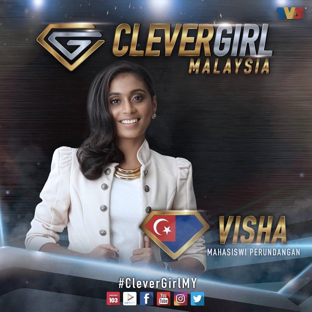 Visha Clever Girl