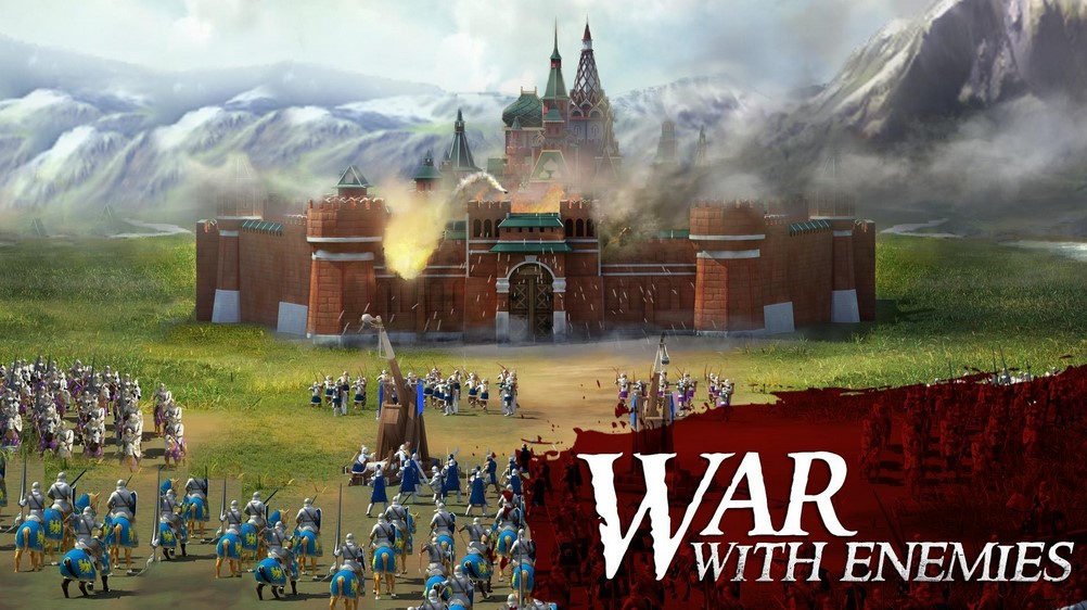 [FREE] Download March of Empires: War of Lords for Android