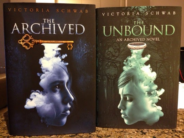 The Archived and The Unbound covers