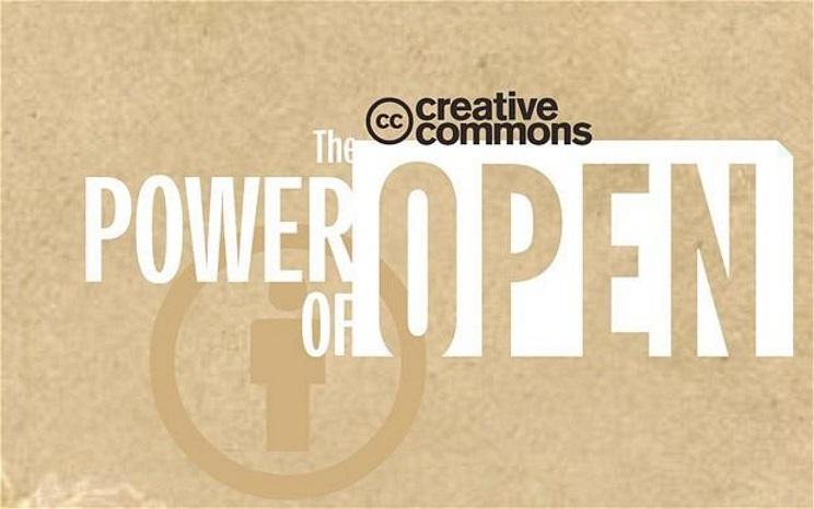 El Poder de la apertura, Creative Commons.