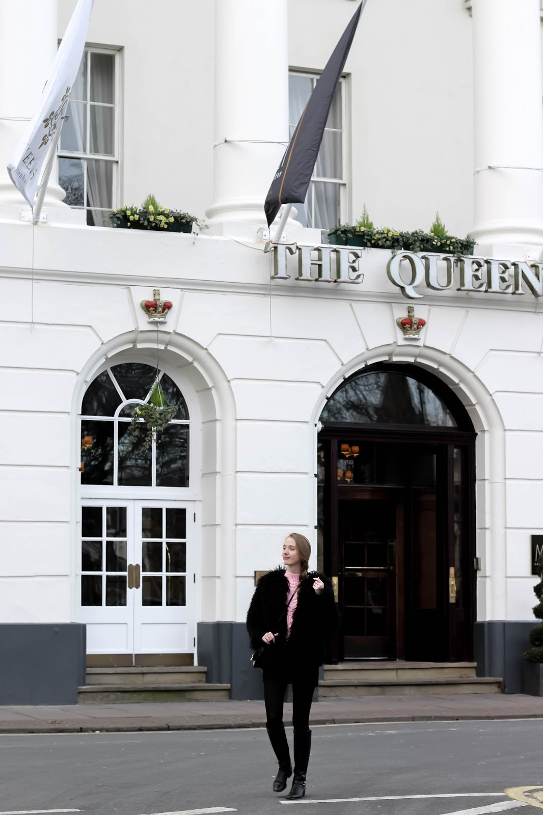 Travel Blog Review The Queens Hotel Cheltenham