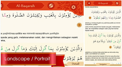 MyQuran Al-Quran Indonesia For Android - Terjemahan Indonesia