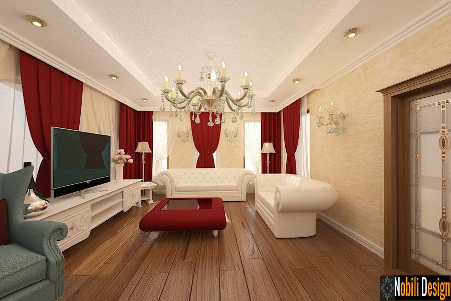 Interior design classic Paris luxury house style ~ Interior design online