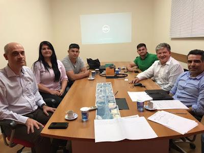 Representantes do Poder Público de Jacupiranga se reuniram com diretores da Arteris