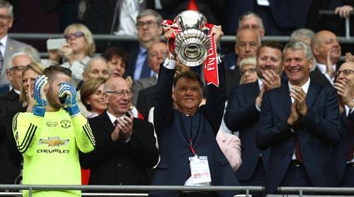FA Cup 21 Mei 2016