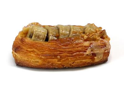 キャラメルとバナナのデニッシュ | TRASPARENTE(トラスパレンテ)