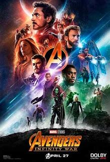 Poster Vingadores: Guerra Infinita