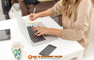 Become a Ghostwriter and Make Money Online