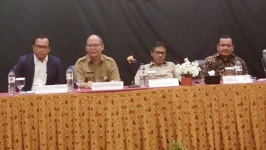 Gubernur Irwan Tekankan Pentingnya Rakor Pemberdayaan Koperasi dan UMKM