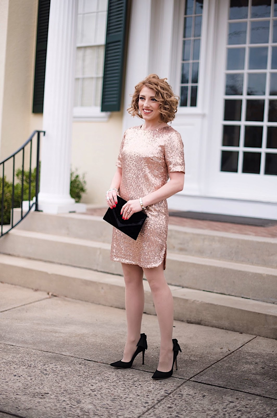 NYE Outfit Inspiration - Something Delightful Blog
