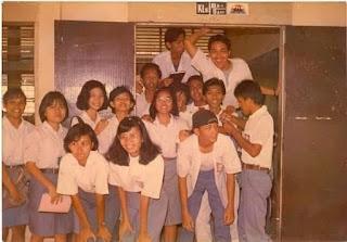 Foto Jadul Anak SMA Tahun 91-92