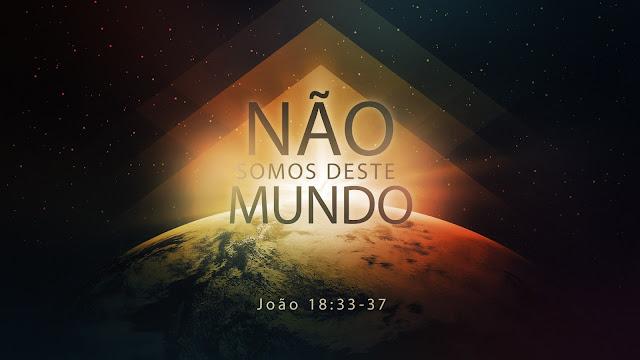 VOCÊ PODE FUGIR DESTE MUNDO - Deuteronômio 23:16
