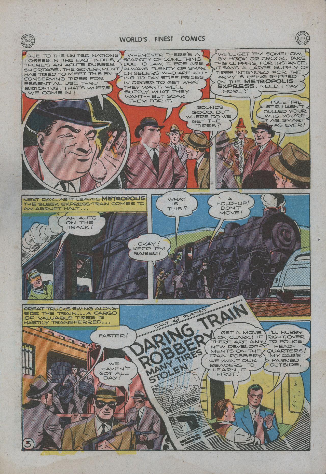 Read online World's Finest Comics comic -  Issue #15 - 6
