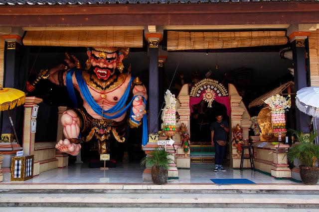 Alrededores de Taman Ayun (Bali)