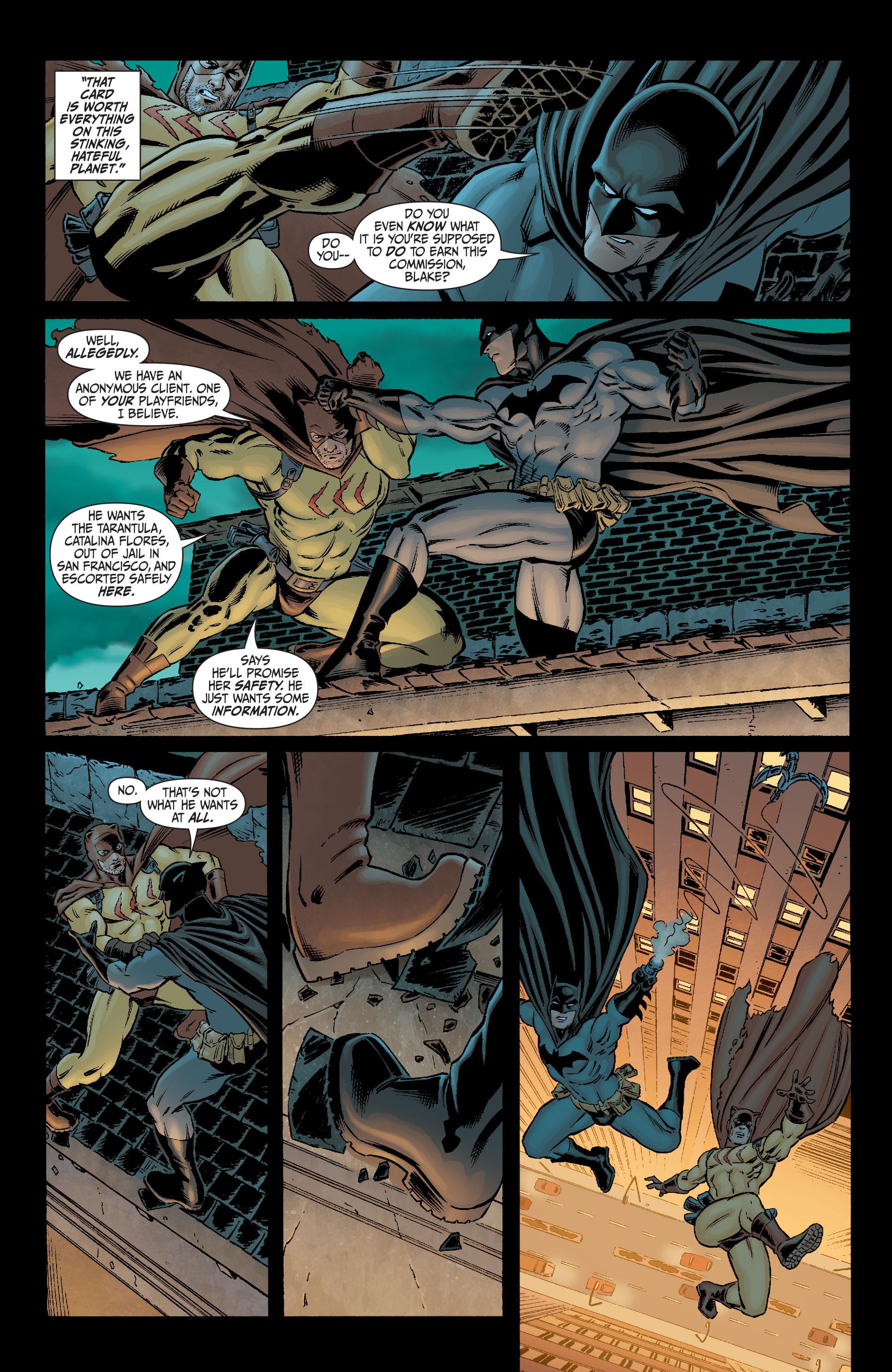Read online Secret Six (2008) comic -  Issue #2 - 13